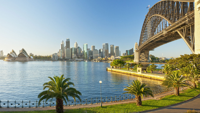 Man Made Sydney Cities Street Building Lamp Post City Circular Quay Sydney Harbour Hd Wallpaper Australia