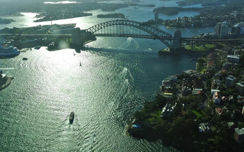 Man Made Sydney Cities Street Building Lamp Post City Circular Quay Sydney Harbour Hd Wallpaper Image Australia