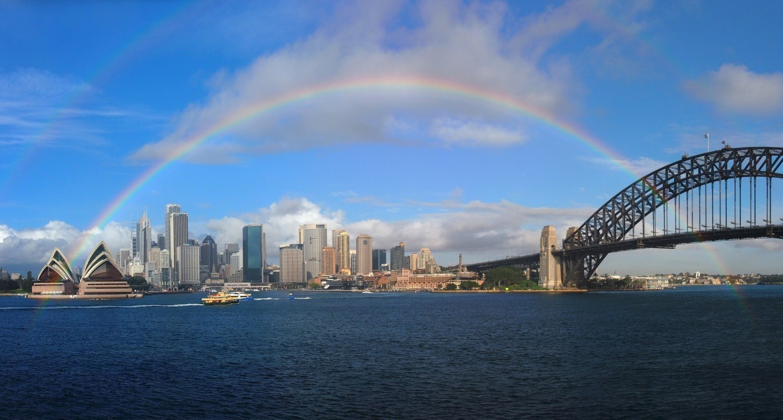 Man Made Sydney Cities Sydney Harbour Sydney Opera House City Ferry Royal Botanic Gardens Australia