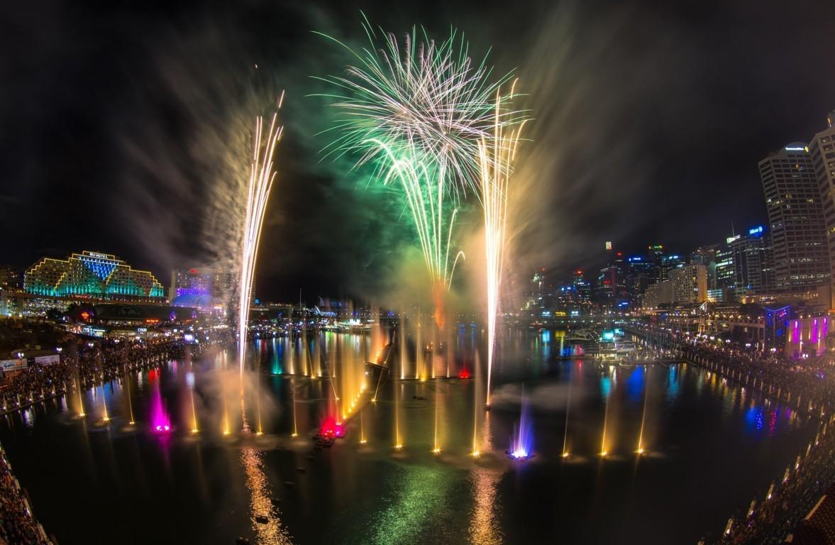Man Made Sydney Cities Sydney Harbour Sydney Opera House City Ferry Royal Botanic Gardens Hd Wallpaper Australia