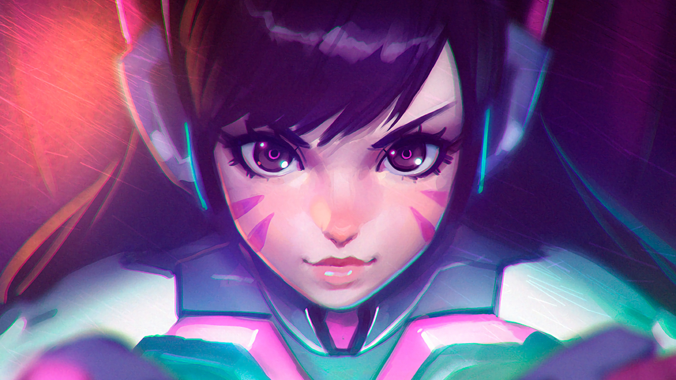 Mei Overwatch Hd Wallpaper Background Image And