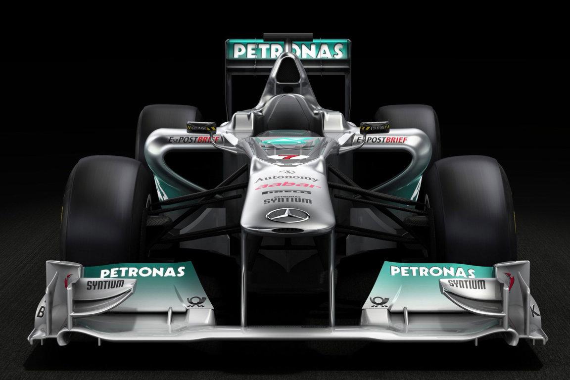 Mercedes F1 Photo