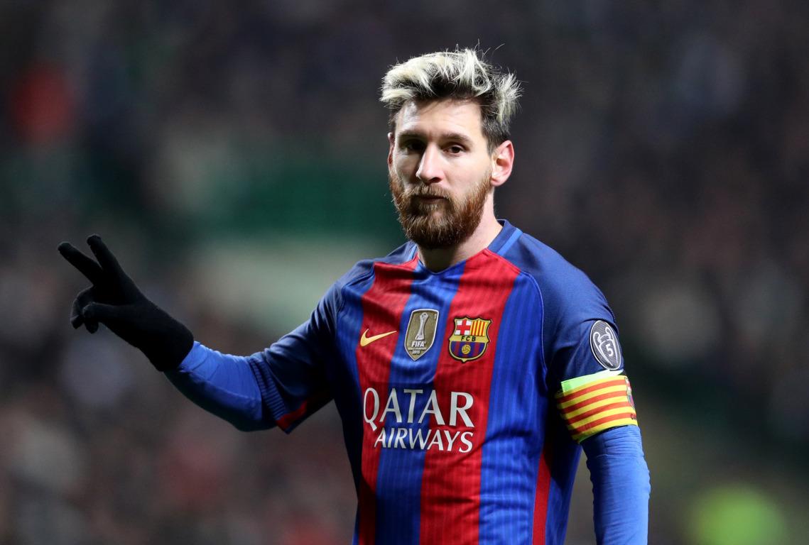 Messi HD Wallpaper 4K