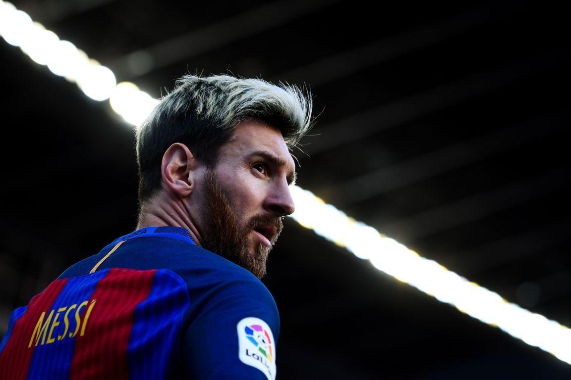 Messi HD Wallpaper