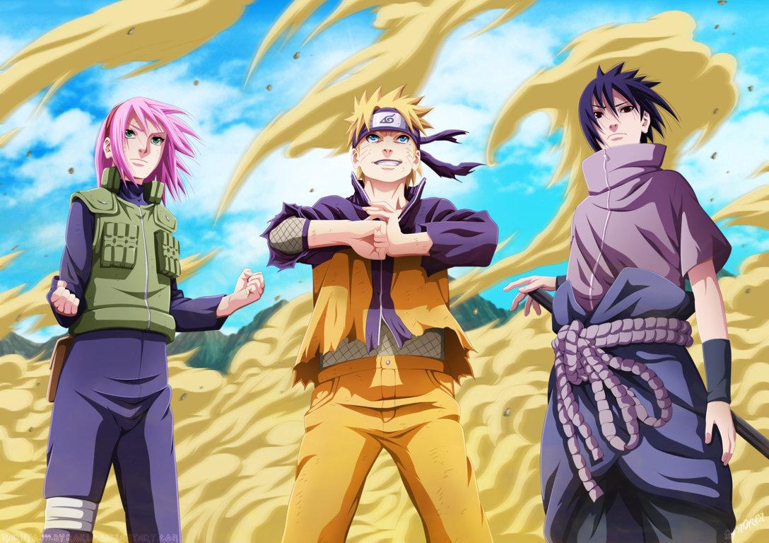 Moving Naruto Wallpapers