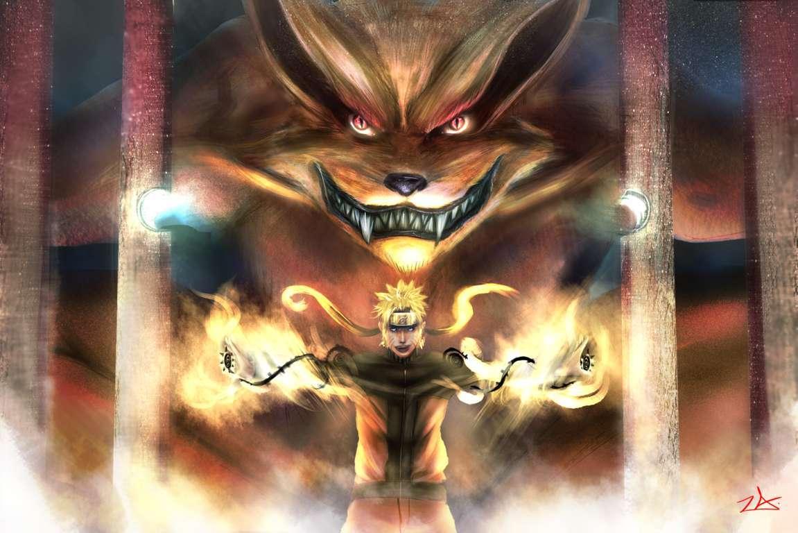 Naruto Road To Ninja Hd Desktop Wallpaper For 4k Ultra Hd 4k