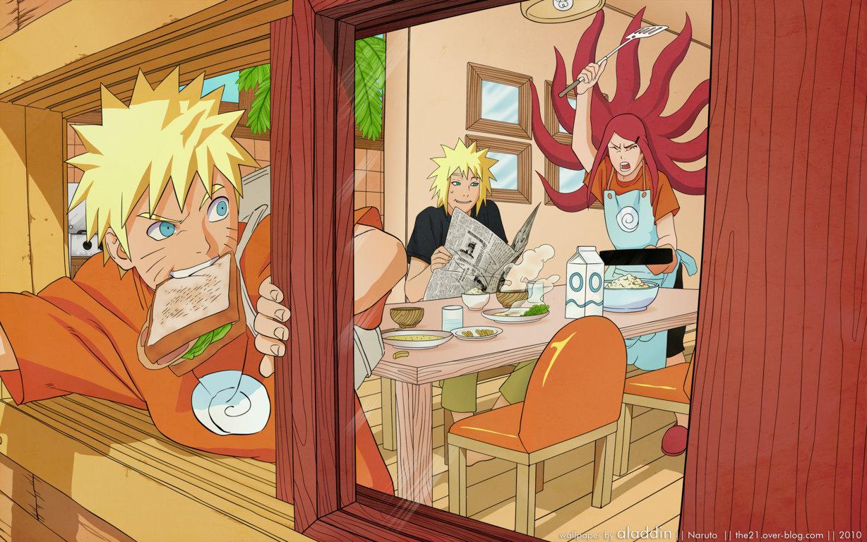 Naruto Ultra Wide Wallpaper