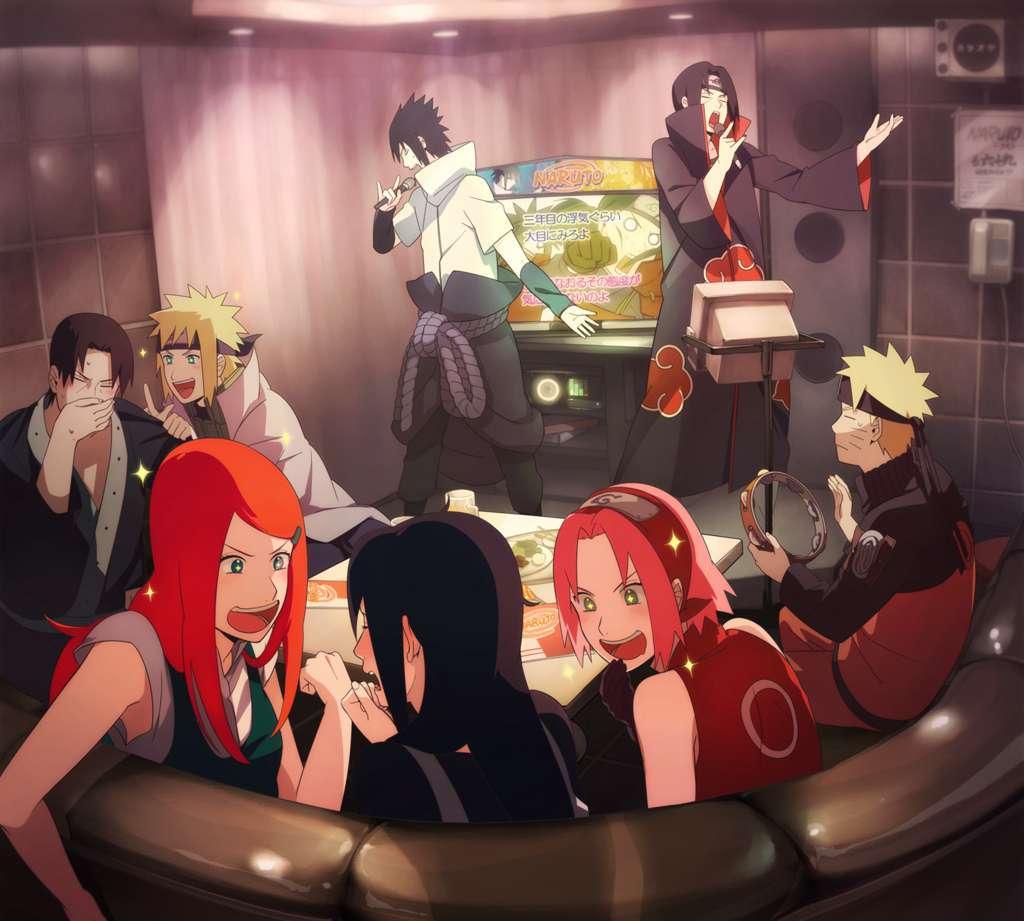 Naruto Uzumaki Anime Wallpapers 5k