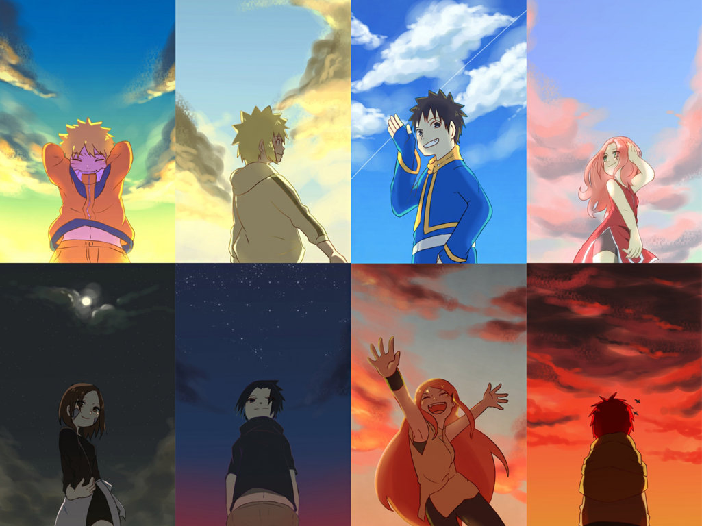 Naruto Uzumaki Anime Wallpapers Ultra 5k