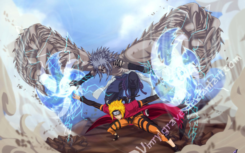 Naruto Vs Sasuke Super 4k Hd Desktop Wallpaper For 4k Hd