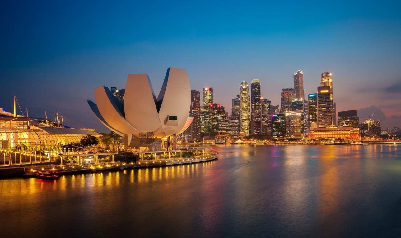 National Day of Singapore Wallpaper