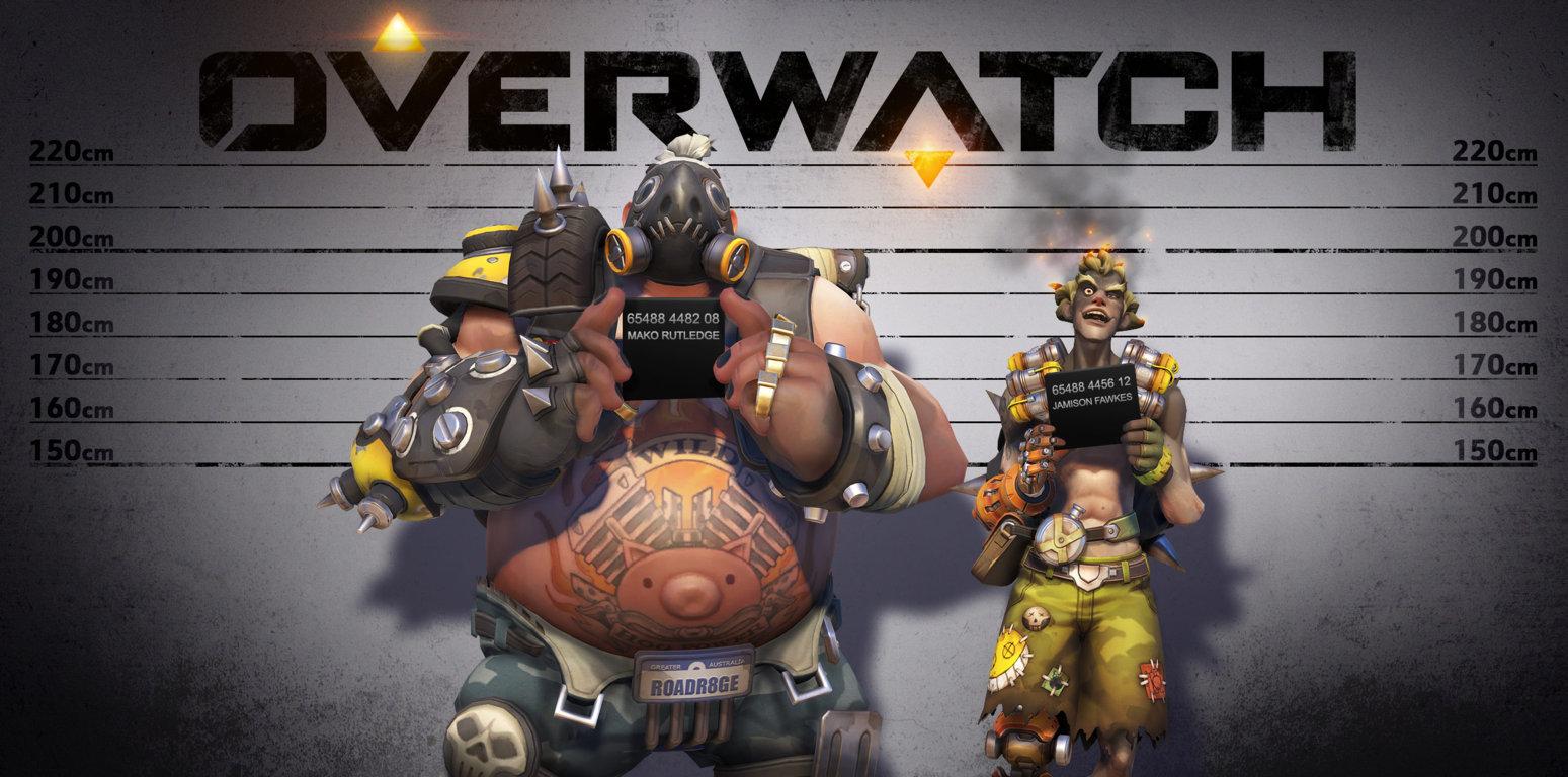 Overwatch 4K Wallpapers
