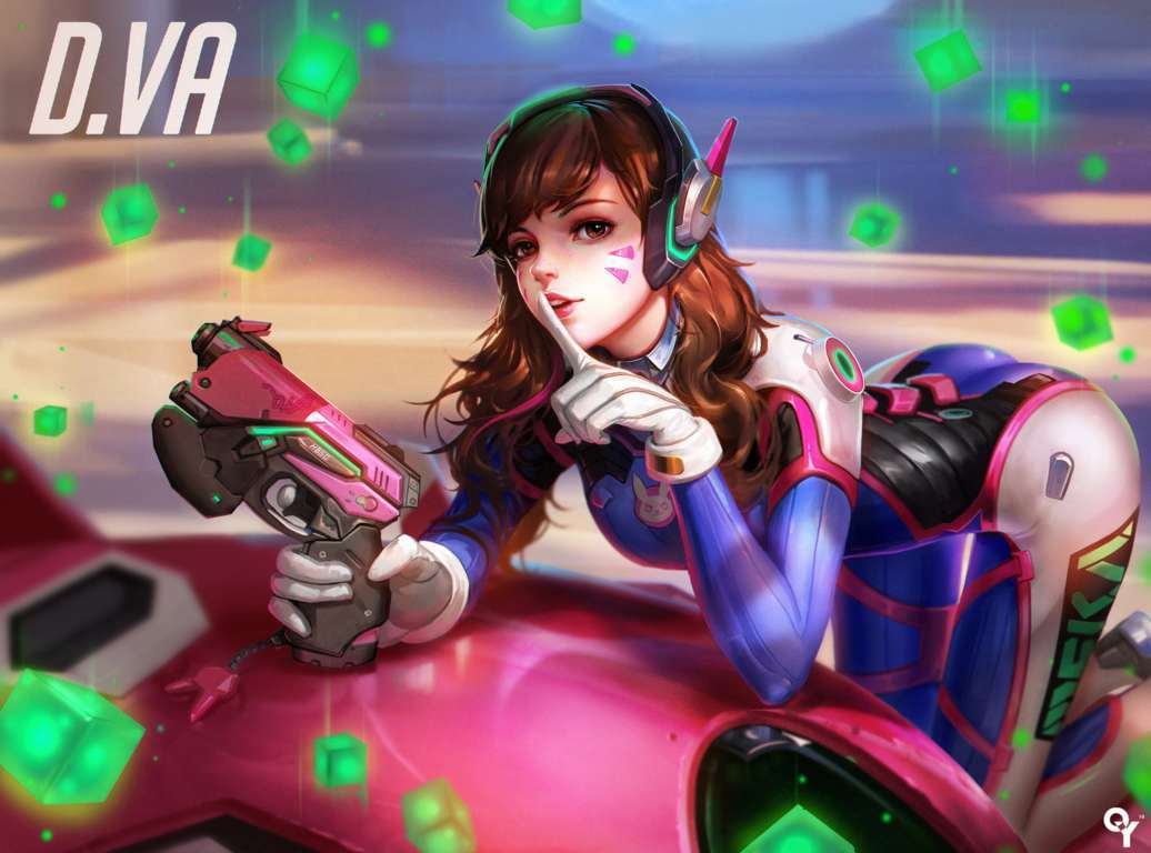 Overwatch HD Wallpapers and Background