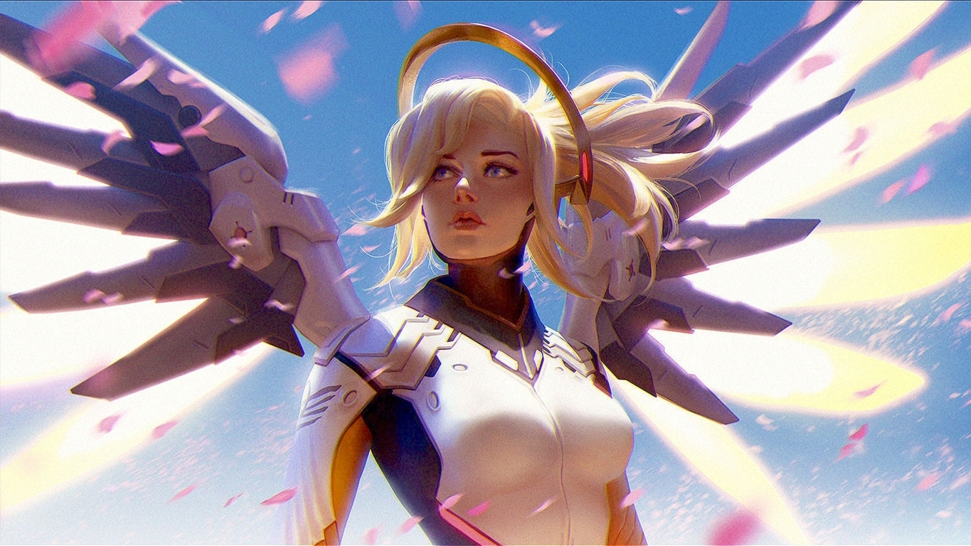 Overwatch Wallpaper Pc Full Wallpaper And Backgronds Hd