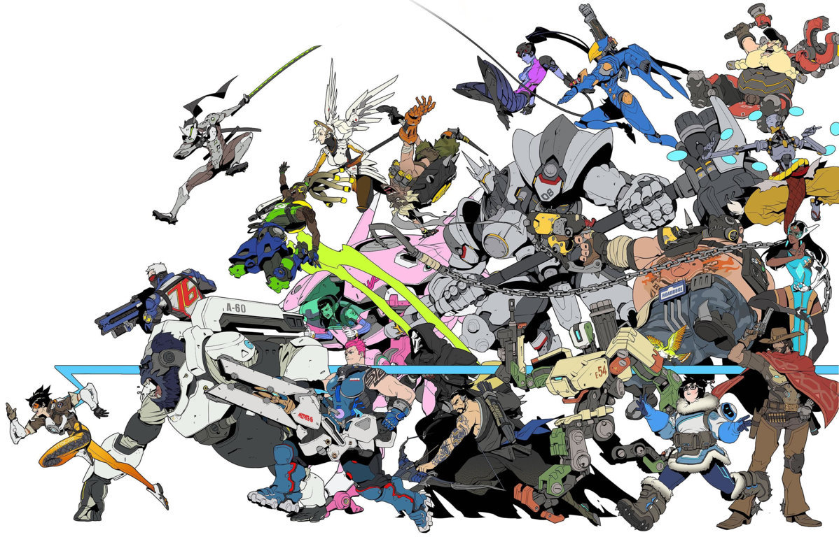 Overwatch Wallpapers Image Photos Backgrounds Pictures