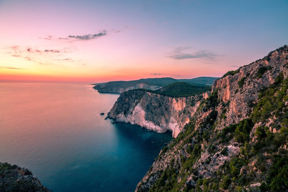 Photography Coastline Earth Beach Greece Bay Sea Nature Ocean Zakynthos Cove Hd Wallpaper Background Water