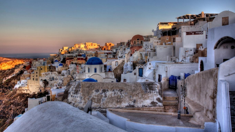 Photography Lightning Greece Parthenon Background Image Wallpaper