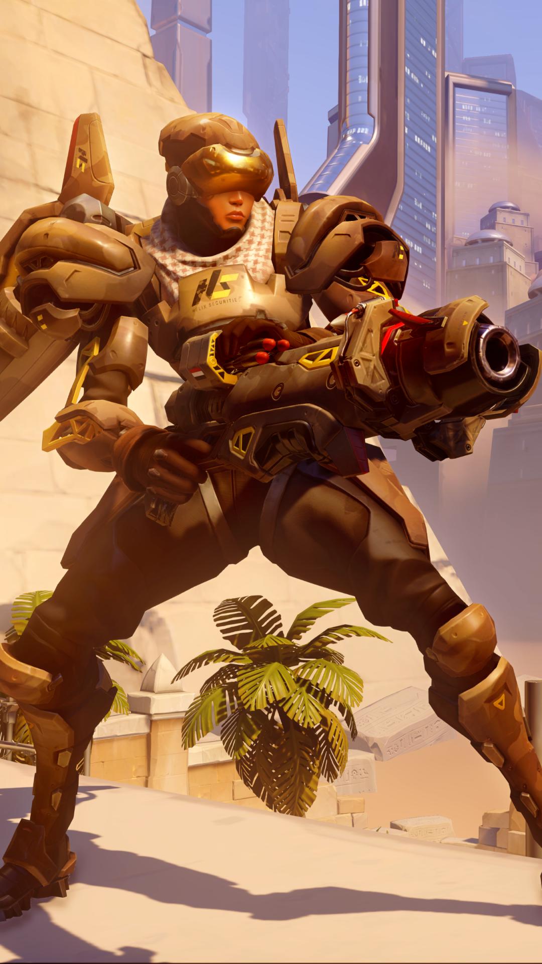 Propaganda Reaper Overwatch Overwatch Hd Gamer