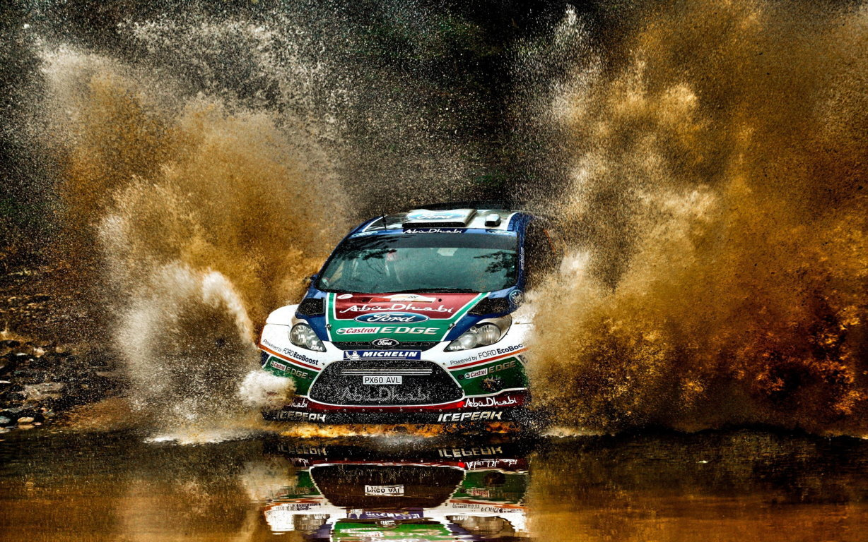Rallying HD Wallpaper and Background
