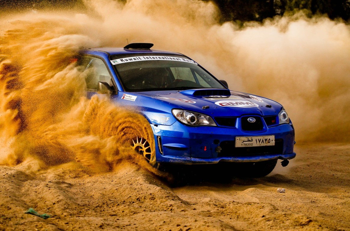 Rallying HD and Background Image