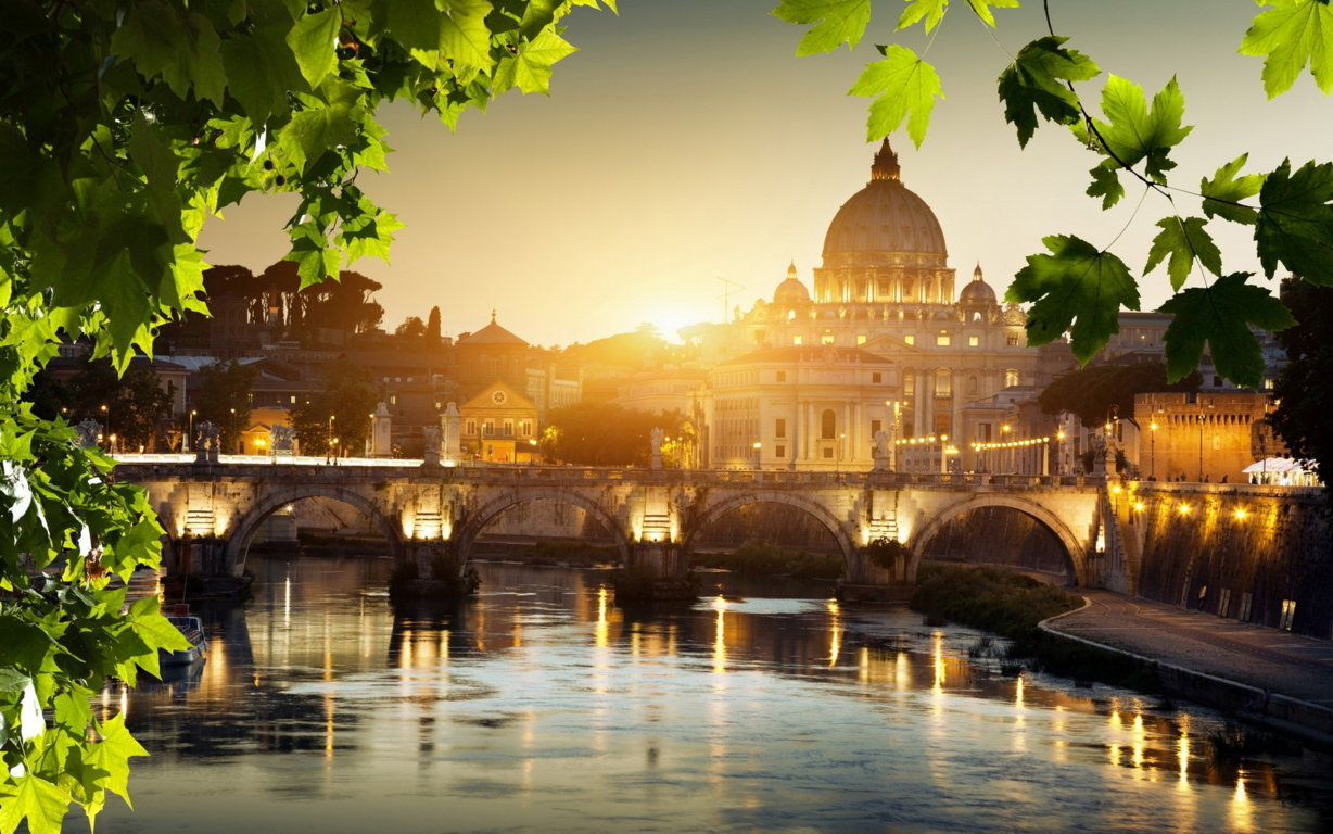 Religious Vatican Rome Italy Wallpaper Background Image Hd