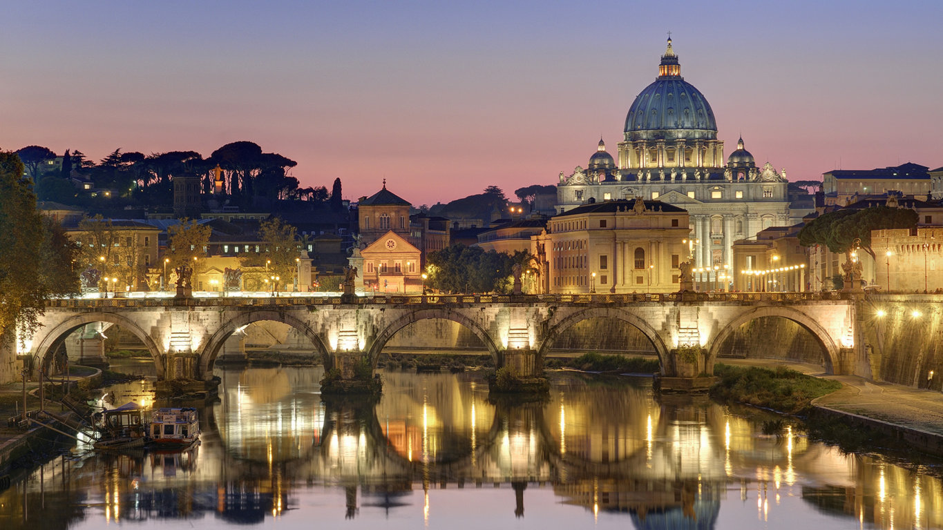 Religious Vatican Rome Italy Wallpaper Image Hd
