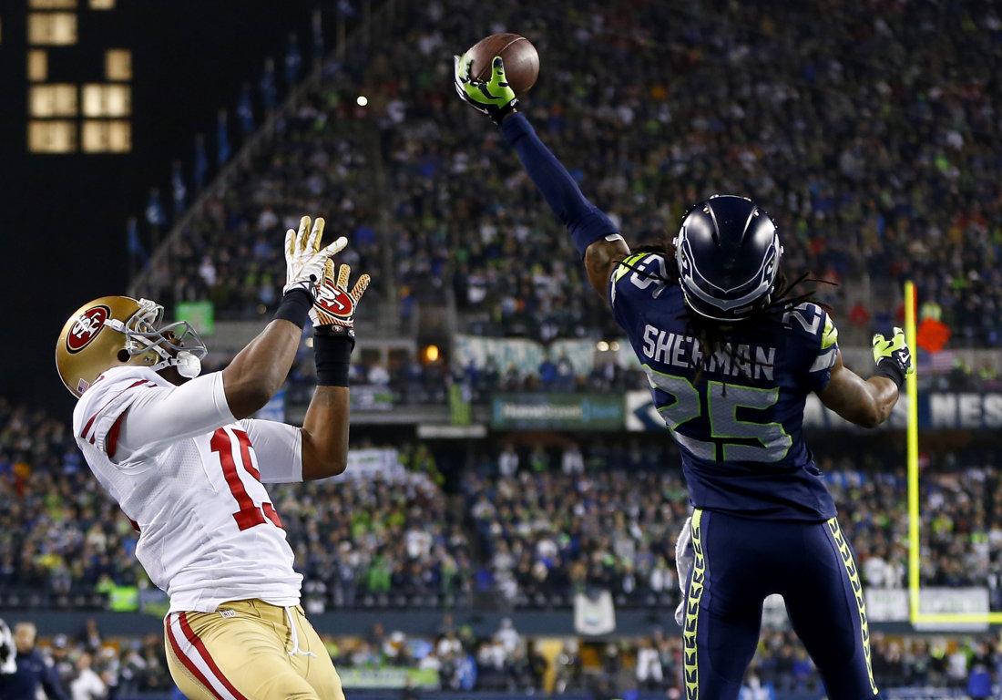 Seattle Seahawks Gloves Wallpaper HD