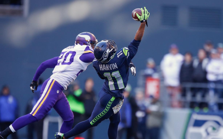 Seattle Seahawks Gloves Wallpaper Ultra