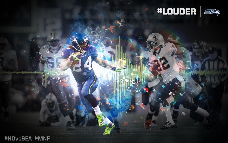 Seattle Seahawks Nfl Hd New Tab Sports Fan Tab Wallpaper