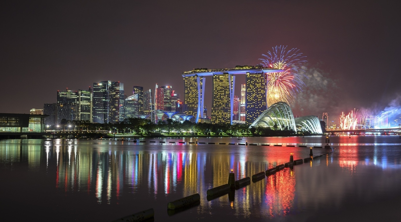 Singapore Full Hd Wallpaper Background Image And