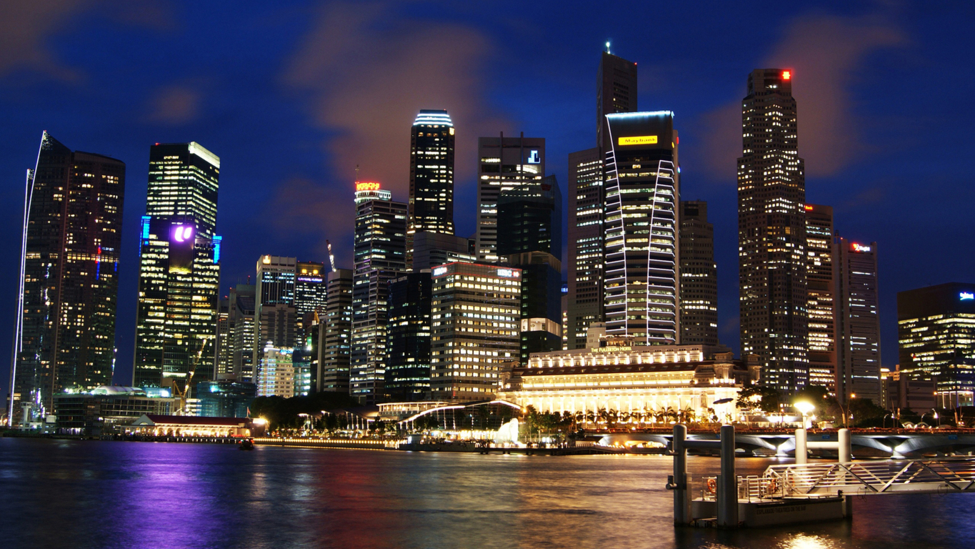 Singapore Hd Wallpaper And Image Background