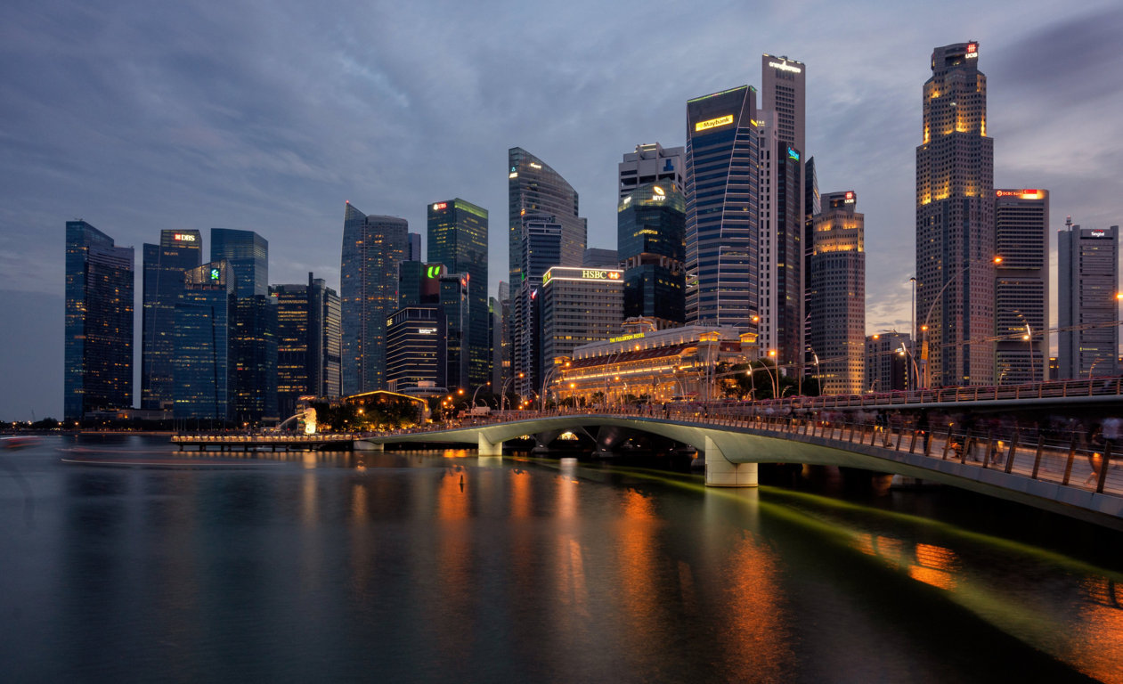 Singapore Wallpaper HD