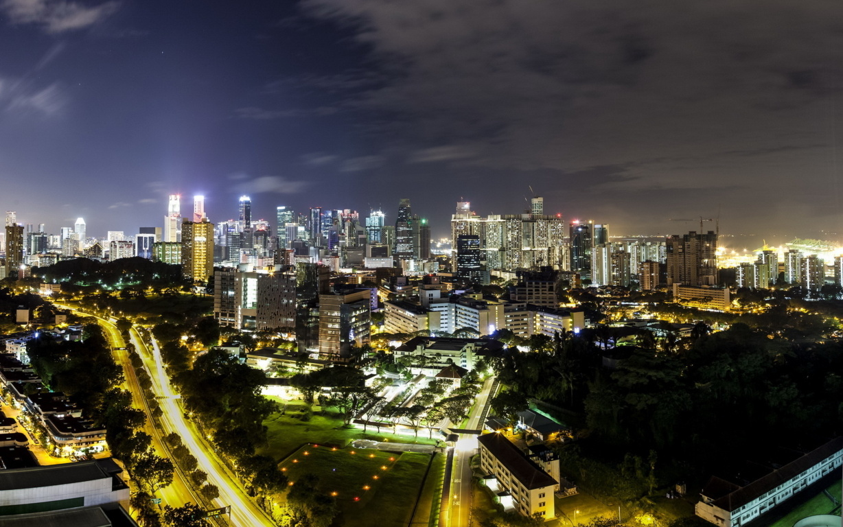 Singapore Wallpaper for PC