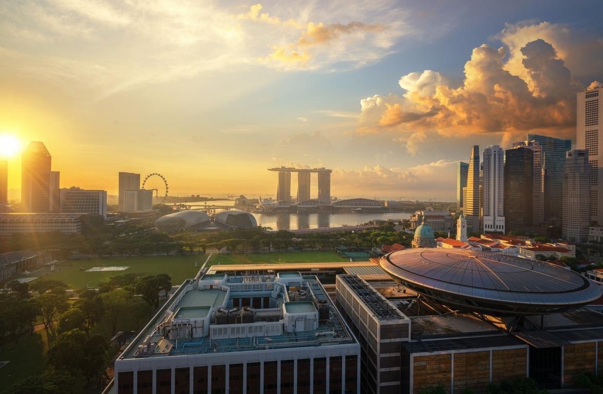 Singapore wallpaper World HD