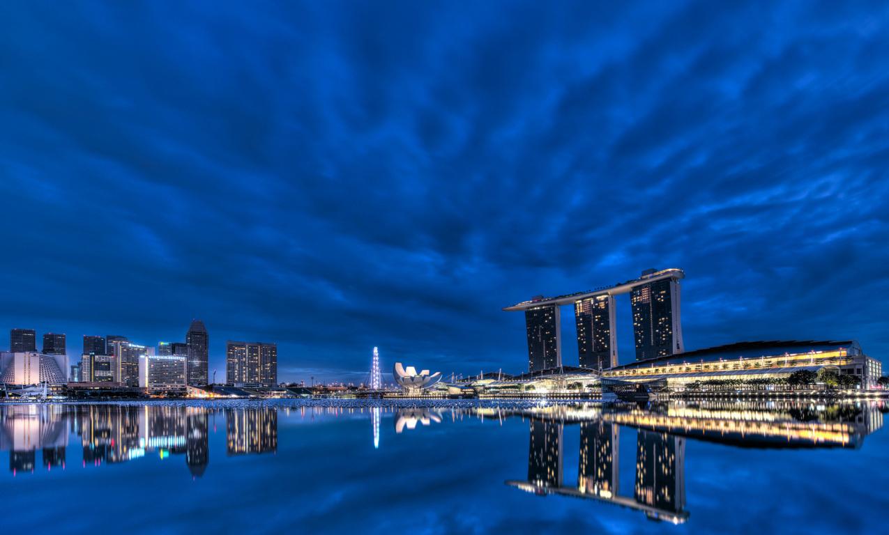 Singapore wallpaper World