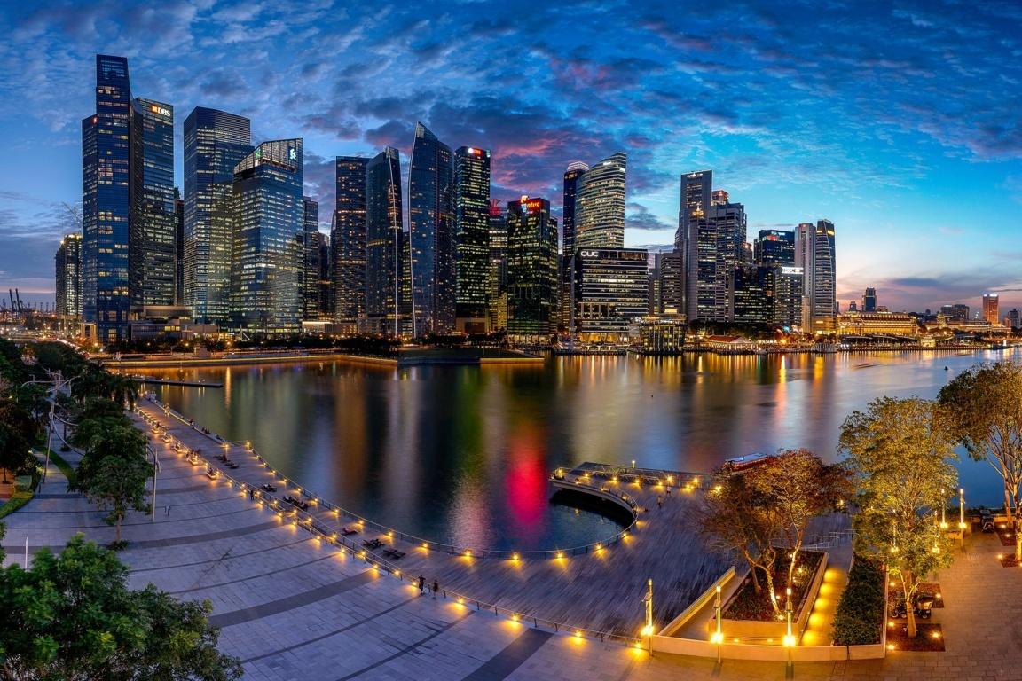 Stunning Singapore Wallpaper