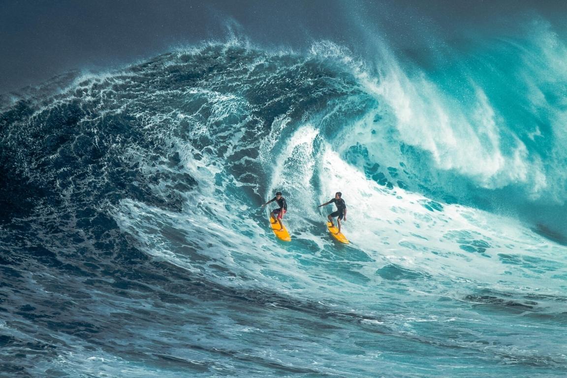 Surfing 4k Hd Desktop For 4k Ultra Hd Tv Wide & Ultra Wallpaper