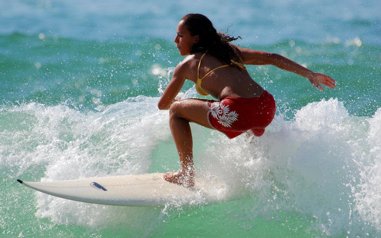 Surfing 4k Hd Desktop For Wide & Ultra Widescreen Wallpaper