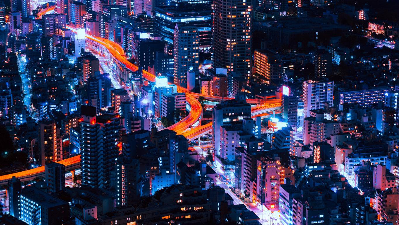 Tokyo After Work Lockscreens Homescreens