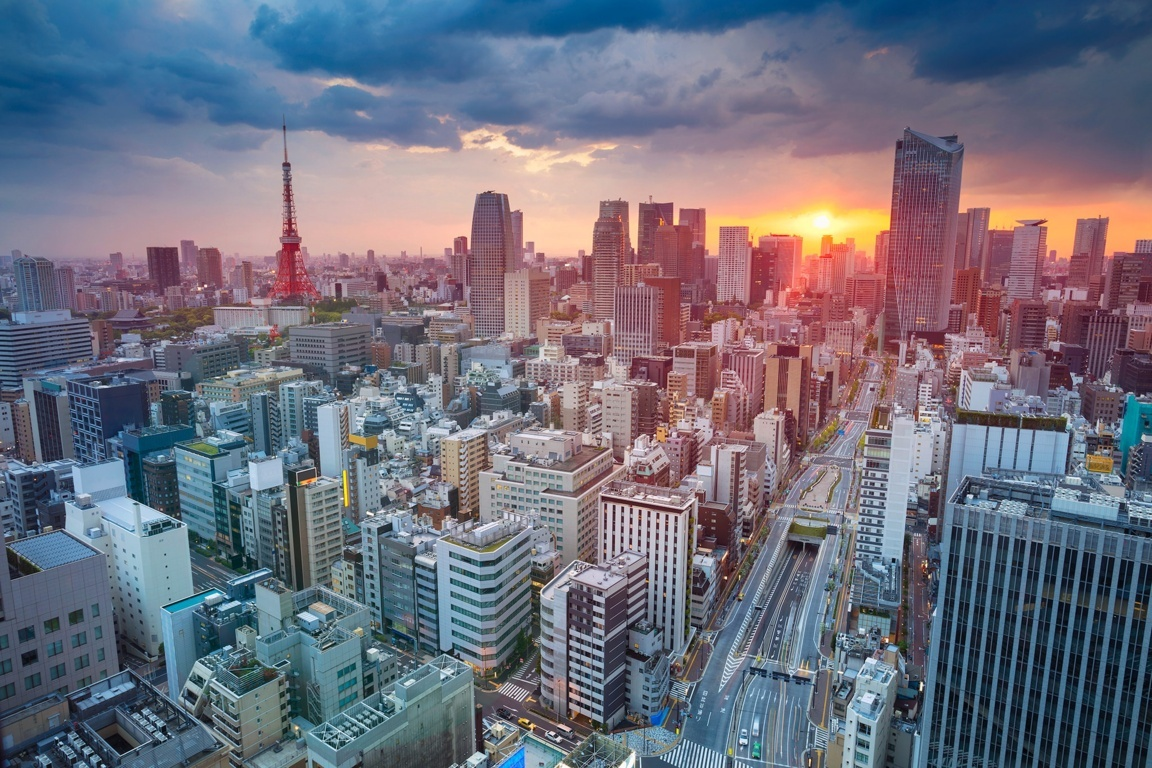 Tokyo Wallpaper For Desktop Mobile And