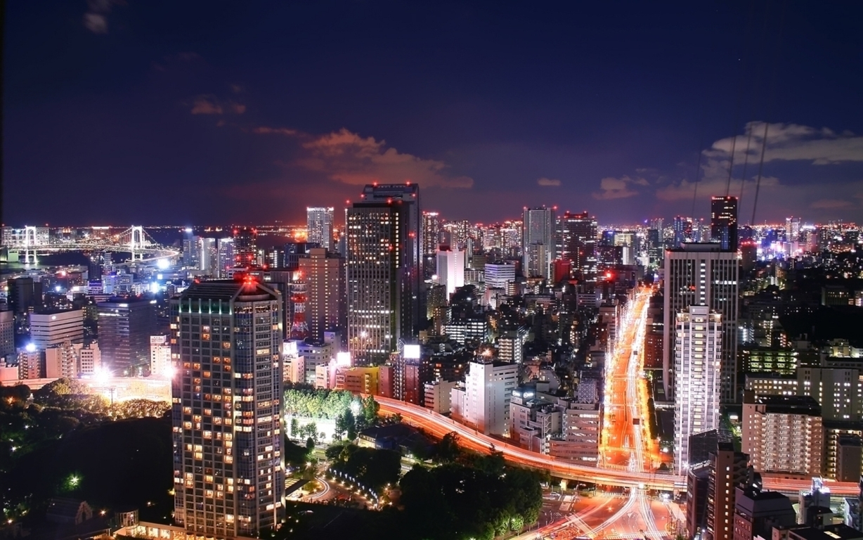 Tokyo Wallpaper Full HD Landscape