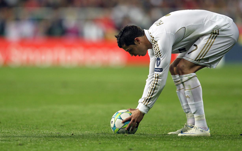 Wallpaper Cristiano Ronaldo Fifa Games 4k