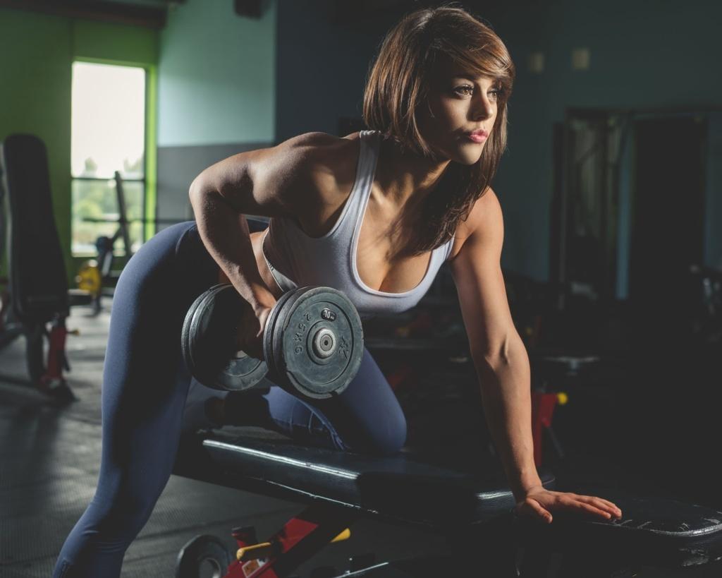 Wallpaper Dumbbells Fitness Equipment 4k 5k Workout