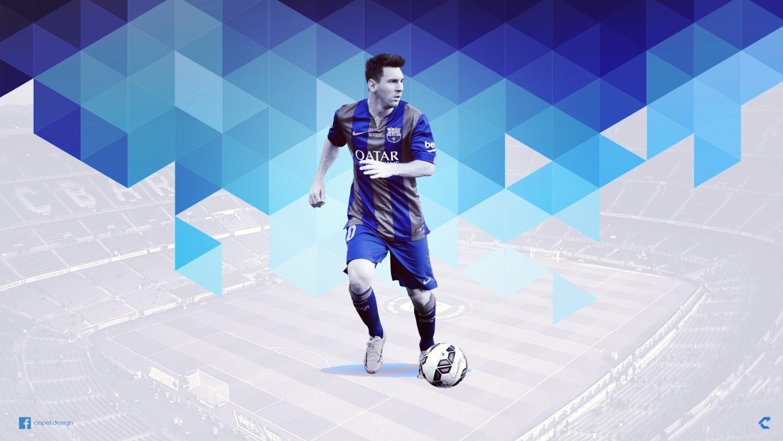 Wallpaper Lionel Messi