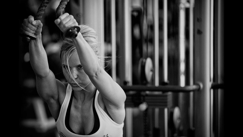 Wallpaper Men Gym Muscle Sport Dumbbells Hd Workout