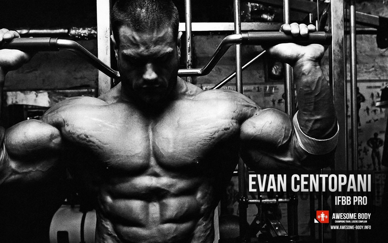 Wallpaper Men Gym Muscle Sport Dumbbells Workout