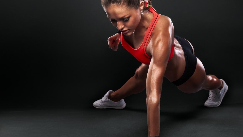 Wallpaper Men Gym Muscle Sport Hd Dumbbells Ultra Workout