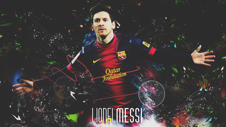Wallpaper Messi 2014 Selección Barcelona
