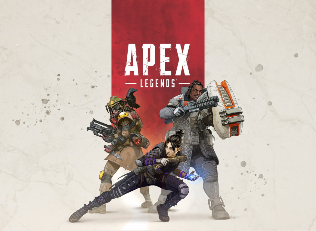 Wraith From Apex Legends By Me Wallpaper Made