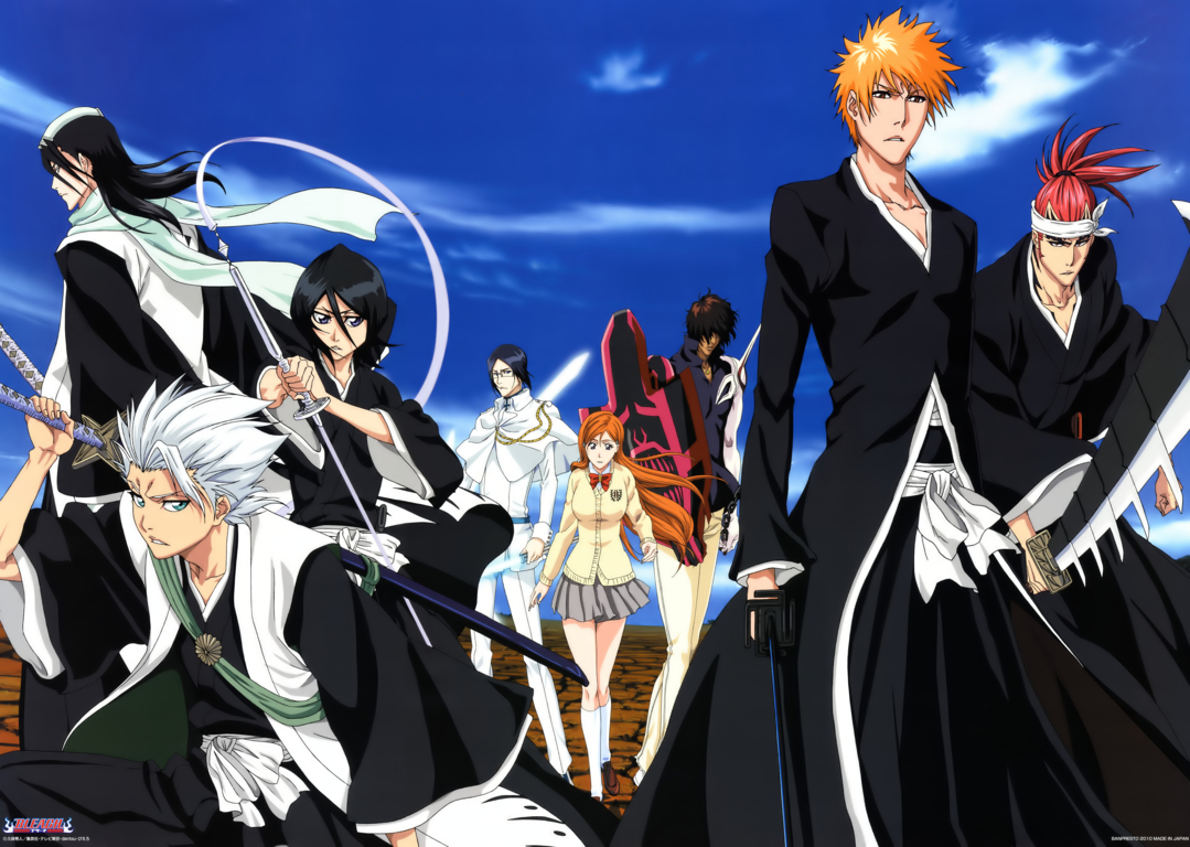 You Can Download Latest Gallery Of Hd Bleach Wallpaper Photo